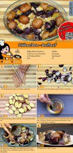 Hähnchen-Auflauf Rezept mit Video