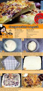 Hausgemachtes Langosch Rezept mit Video
