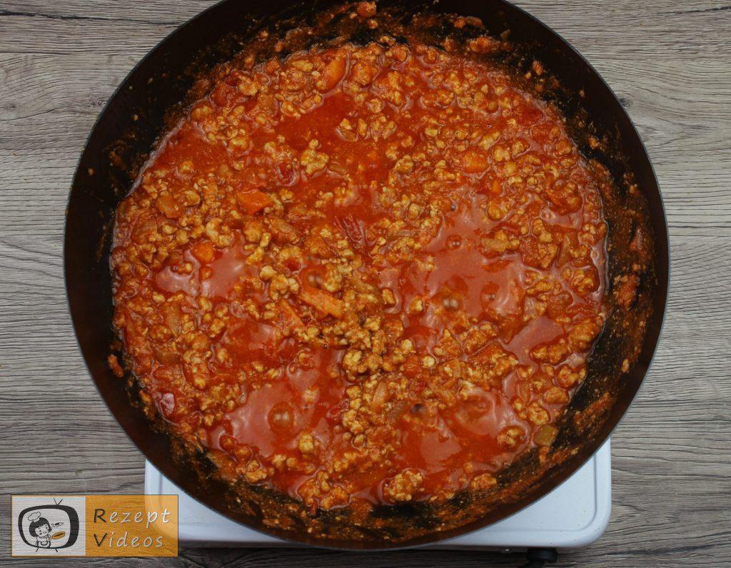 Ricotta-Lasagne Rezept - Zubereitung Schritt 2