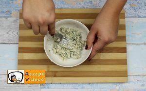 Gefüllte Koteletts im doppeltem Speckmantel Rezept - Zubereitung Schritt 2