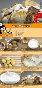 Kartoffelauflauf Rezept mit Video