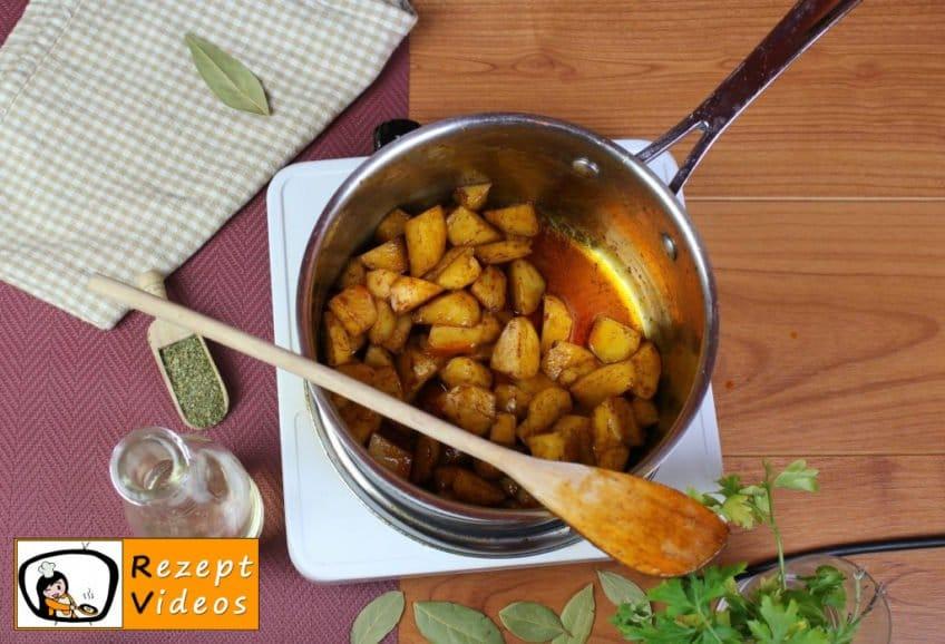 Kartoffelgemüse Rezept Zubereitung Schritt 1