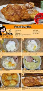 Quarkkrapfen Rezept mit Video