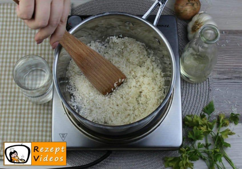 Reis Rezept Zubereitung Schritt 1