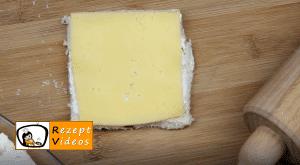 Schinken-Käsestangen Rezept Zubereitung Schritt 4