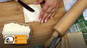 Schinken-Käsestangen Rezept Zubereitung Schritt 3