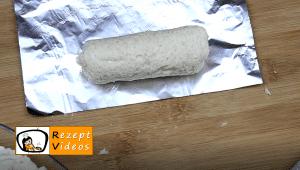Schinken-Käsestangen Rezept Zubereitung Schritt 7
