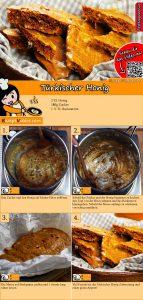 Türkischer Honig Rezept mit Video