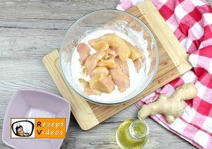 Zarte aromatische Hähnchenbrust Rezept Zubereitung Schritt 3