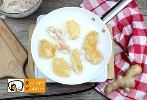 Zarte aromatische Hähnchenbrust Rezept Zubereitung Schritt 4