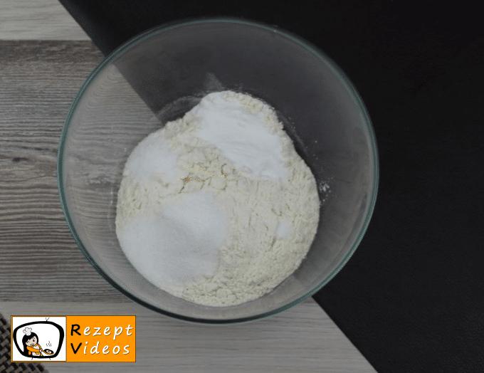 Amerikanische PfannkuchenRezept - Zubereitung Schritt 1