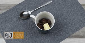 Haselnusscreme-Tassenkuchen Rezept Zubereitung Schritt 1