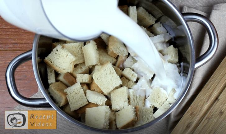 Bananenbrotauflauf Rezept - Zubereitung Schritt 1