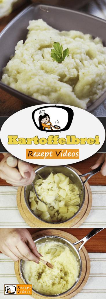 Klassischer Kartoffelbrei, Rezept Videos, einfache Gerichte, einfache Rezepte, schnelle Rezepte, schnelle Gerichte, Rezeptideen, Kartoffel Rezept