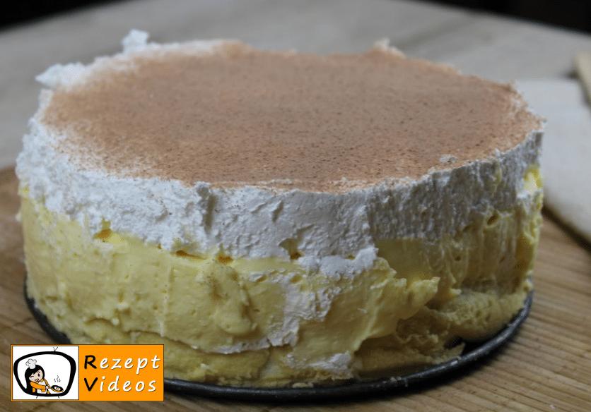 Schnee-Eier-Torte Rezept Zubereitung Schritt 7