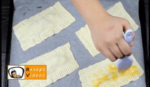 Amerikanischer Apple Pie - Rezept Zubereitung Schritt 4
