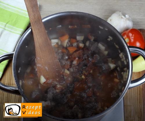 Bohnengulasch Rezept - Zubereitung Schritt 11