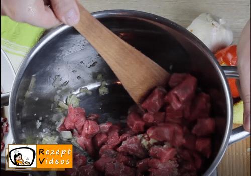 Bohnengulasch Rezept - Zubereitung Schritt 4