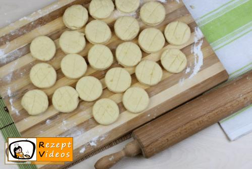 Butterpogatschen Rezept - Zubereitung Schritt 6