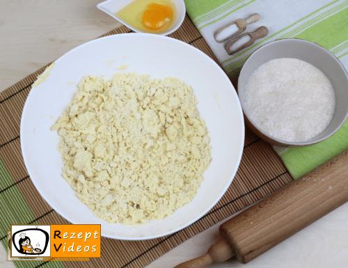 Butterpogatschen Rezept - Zubereitung Schritt 1