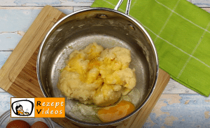Churro-Muffins mit Vanilleeis Rezept - Zubereitung Schritt 4