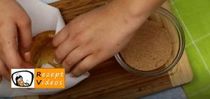 Churro-Muffins mit Vanilleeis Rezept - Zubereitung Schritt 9