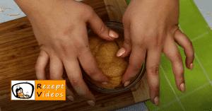 Churro-Muffins mit Vanilleeis Rezept - Zubereitung Schritt 10