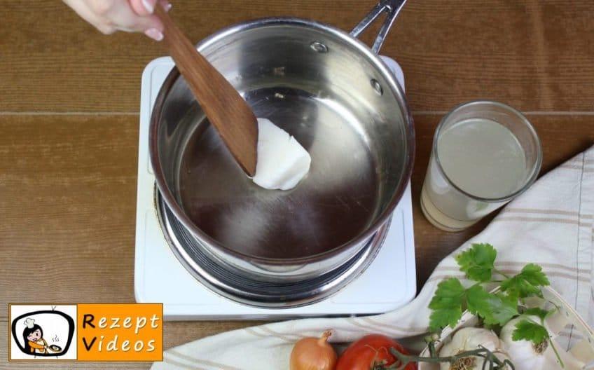 Gefüllte Paprika Rezept Zubereitung Schritt 5