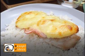 Hähnchenbrust mit Ananas und Käse - Rezept Videos