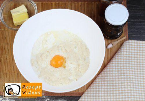 Im Ofen gebackene Krapfen Rezept Zubereitung Schritt 1