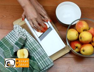Apfelrosen-Kuchen Rezept Zubereitung Schritt 2