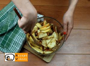 Apfelrosen-Kuchen Rezept Zubereitung Schritt 3