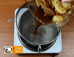 Apfelrosen-Kuchen Rezept Zubereitung Schritt 5