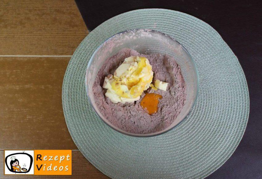 Kakao-Quarkkuchen Rezept Zubereitung Schritt 2