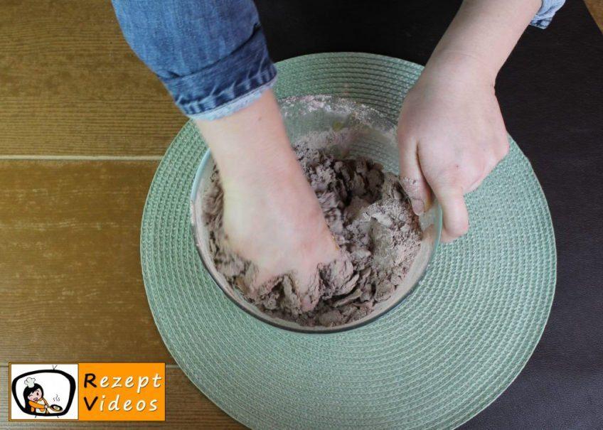 Kakao-Quarkkuchen Rezept Zubereitung Schritt 3