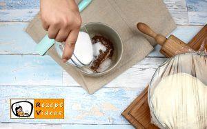 Kakaoschnecken Rezept - Zubereitung Schritt 1