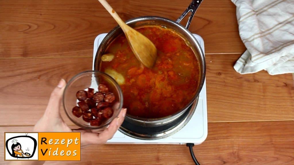 Linsensuppe Rezept Zubereitung Schritt 4