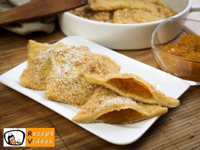 Marmeladen-Maultaschen - Rezept Videos