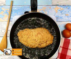 Mit Käse gefüllte Tomaten-Hähnchenbrust Rezept - Zubereitung Schritt 3