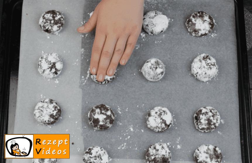 Puffball-Kekse Rezept - Zubereitung Schritt 6