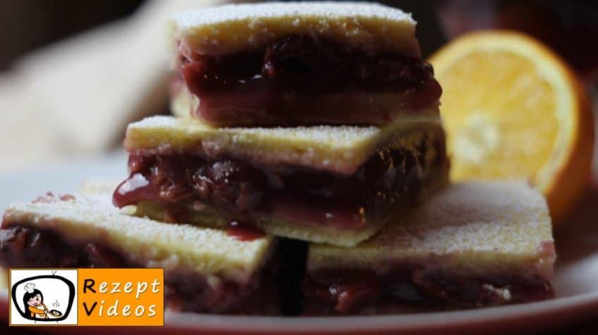 Sauerkirschkuchen - Rezept Videos