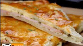 Schinken-Käse-Pie