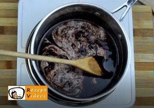 Schoko-Sahne-Schnitte Rezept Zubereitung Schritt 3