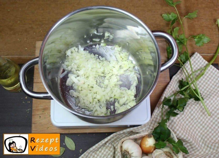 Suppe nach Paloczenart Rezept - Zubereitung Schritt 1