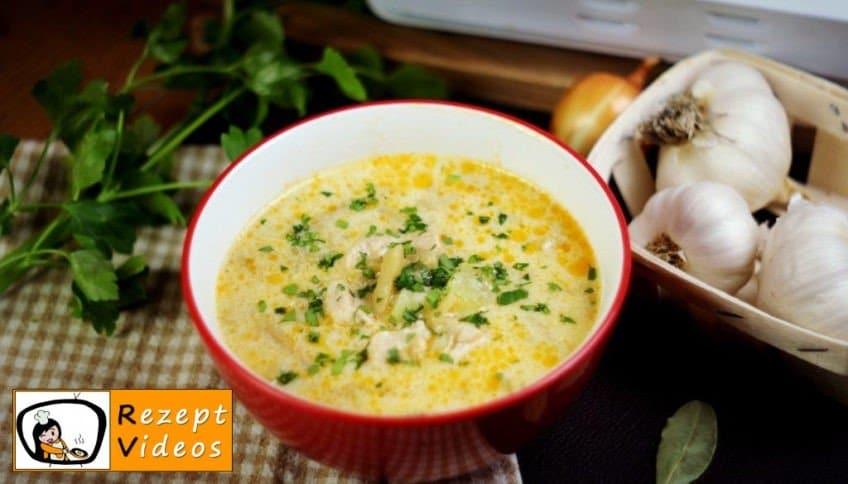 Suppe nach Paloczenart - Rezept Videos
