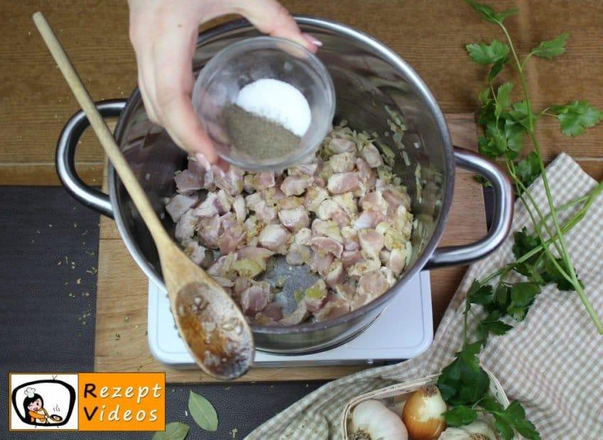 Suppe nach Paloczenart Rezept - Zubereitung Schritt 3