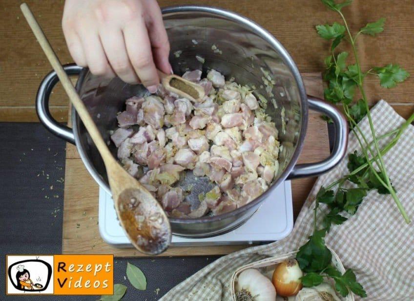 Suppe nach Paloczenart Rezept - Zubereitung Schritt 4