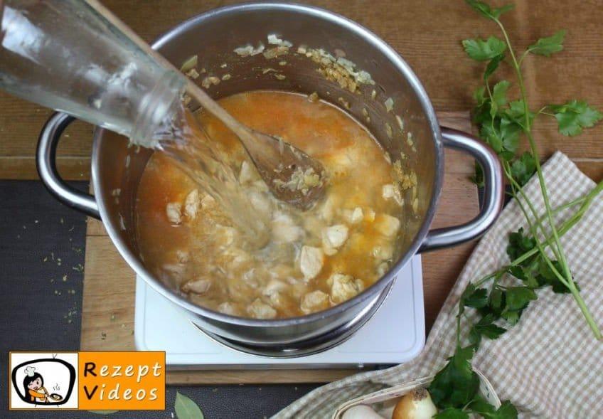 Suppe nach Paloczenart Rezept - Zubereitung Schritt 7