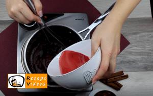 Vanille-Sauerkirsch-Creme-Becher Rezept - Zubereitung Schritt 3