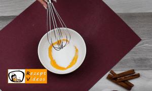 Vanille-Sauerkirsch-Creme-Becher Rezept - Zubereitung Schritt 4